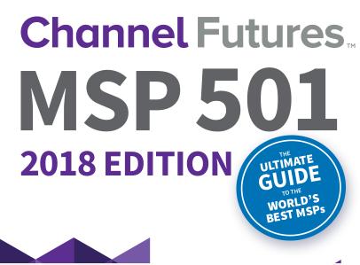 2018 MSPMentor Logo