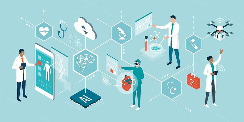 6 healthcare trends